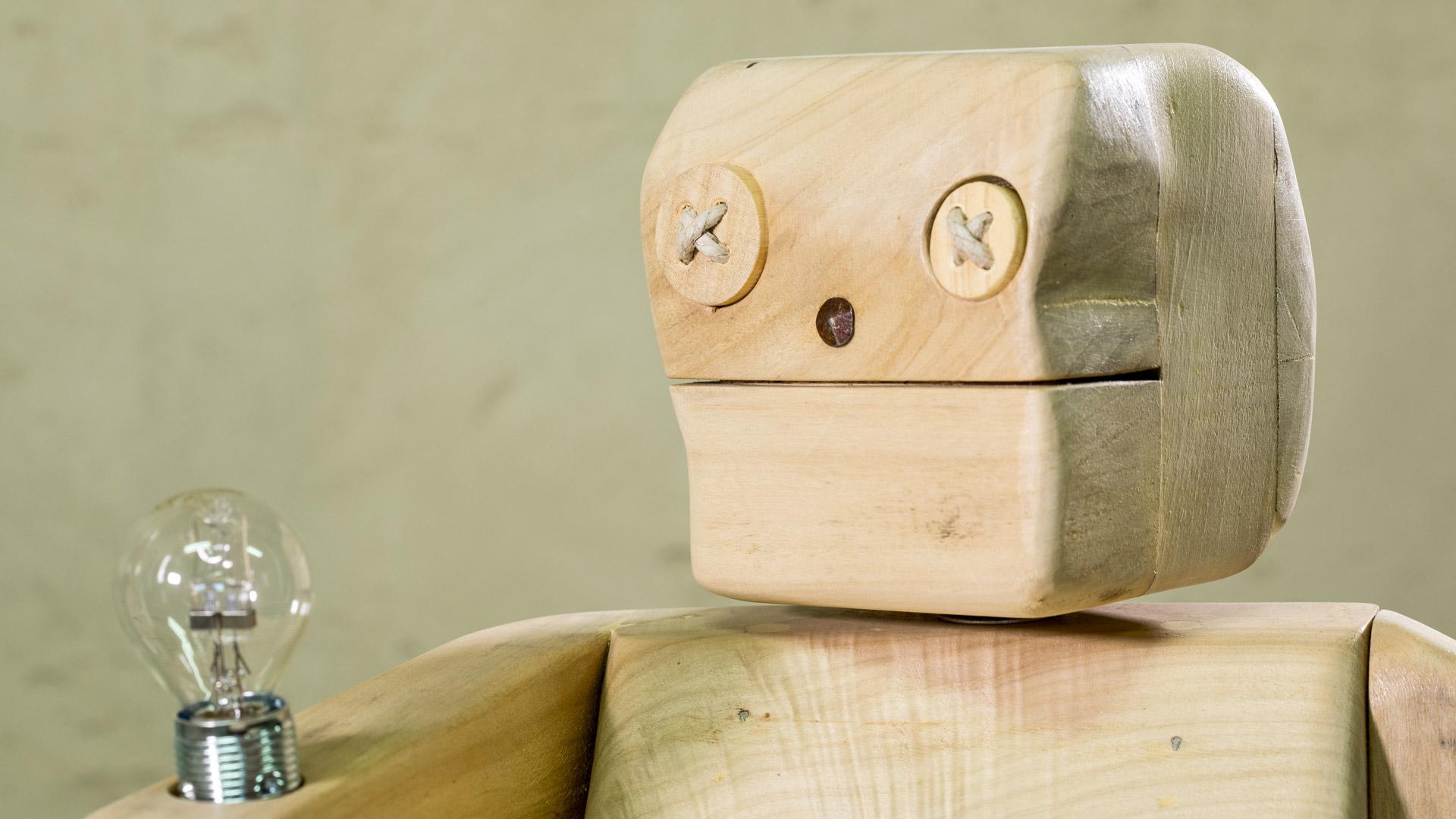 Pupezzo di legno 8