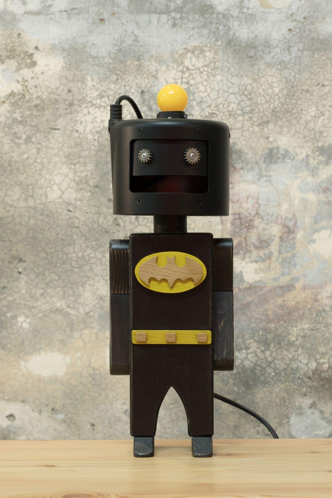 LamPadella Batman